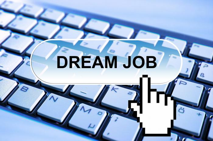Where Do You Find Your Dream Job?