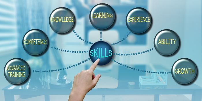 Connect Your Skills To New Jobs